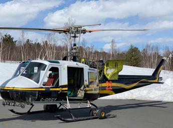 1965 Bell 204B
