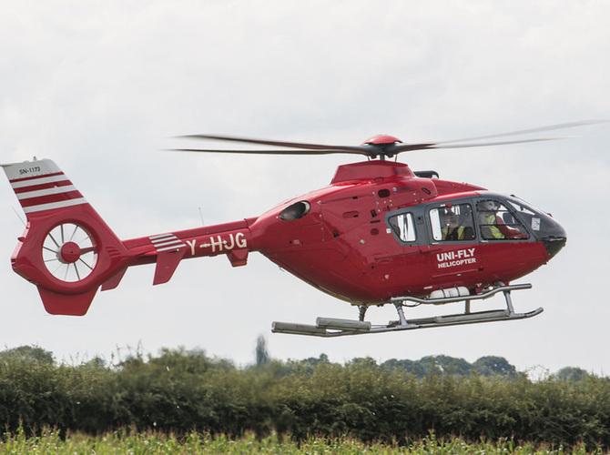 EC135T2+ - 2