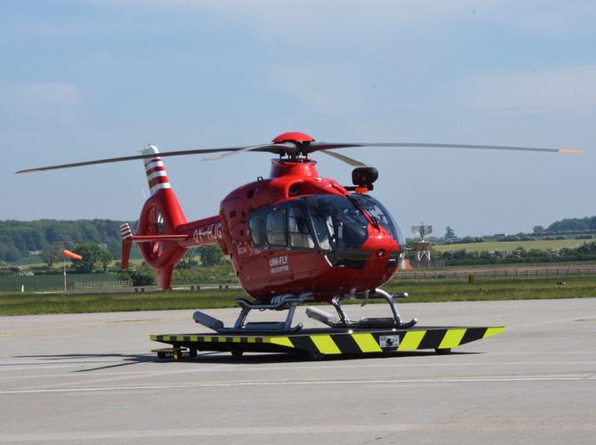 EC135T2+ - 3