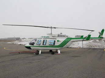1981 Bell 206 L1 Long Ranger