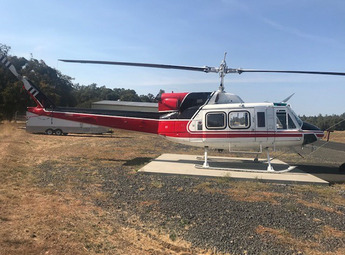 1975 Bell 212 HP