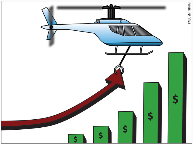 10 Tips for Selling Your Helicopter