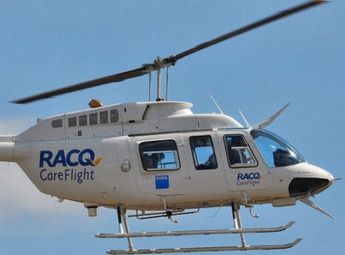 1980 Bell 206 L3